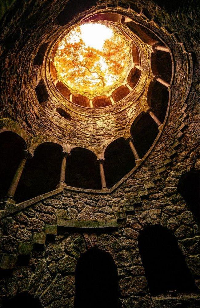 Башня Синтра, Португалия